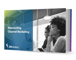 Reinventing Channel Marketing book