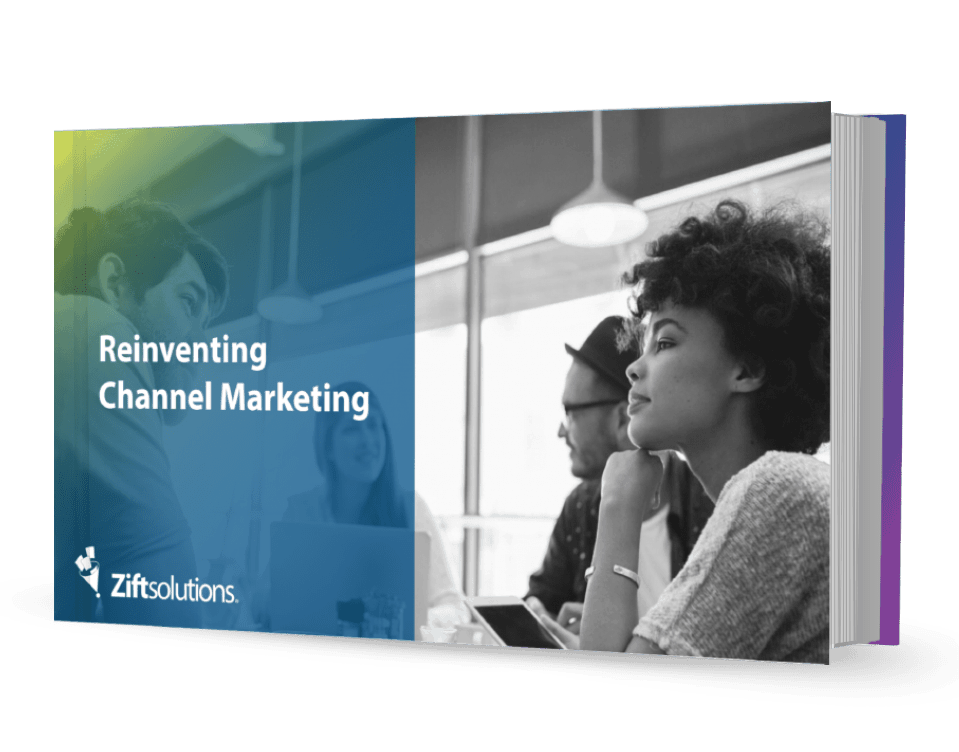 Reinventing Channel Marketing book
