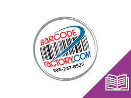 Barcode Factory ebook Logo