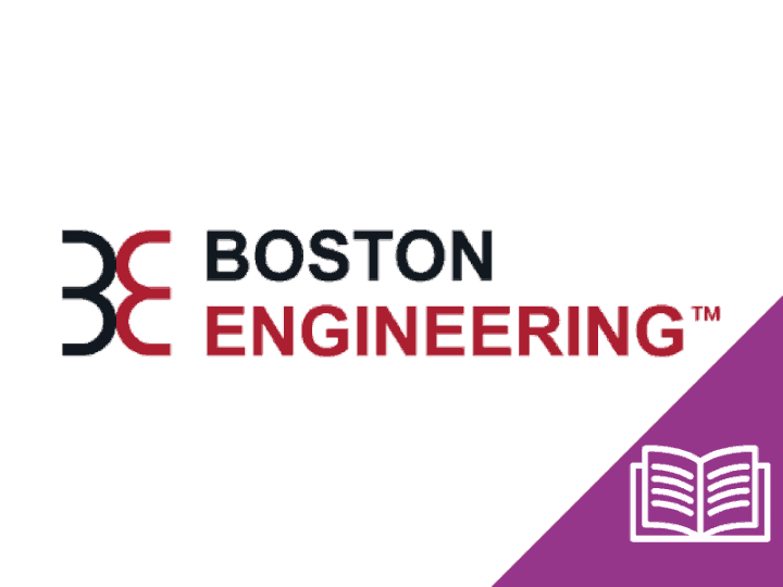 Boston Engineering ebook Logo